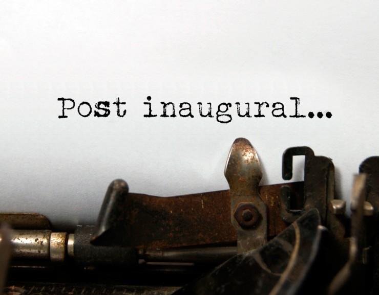 Post inaugural ISPBLOG