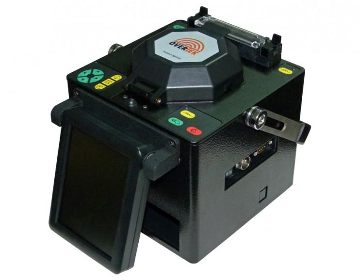 Maquina de Fusão de Fibra Óptica Overtek OT-7300-MF