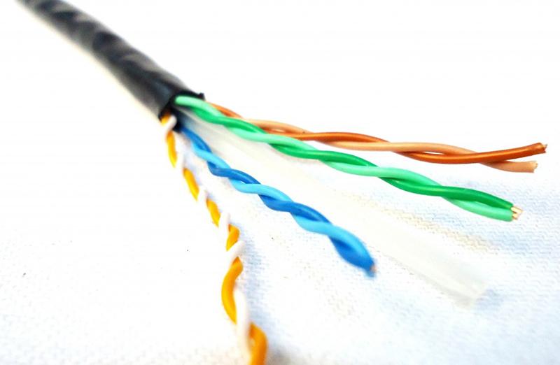 Quais as vantagens dos cabos UTP cópia