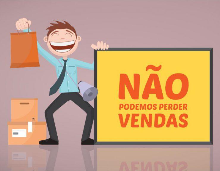 Não podemos perder vendas…- Por Rogério Couto