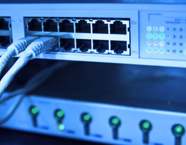 O que é uma interconexão de rede?