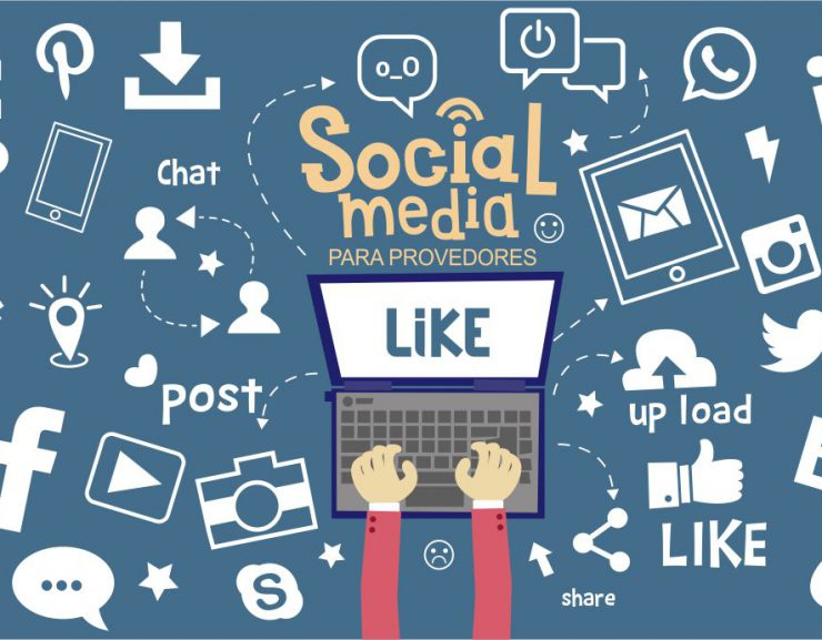 marketing para provedores de internet social media