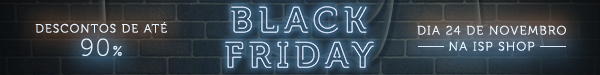 Black Friday - ISP Shop