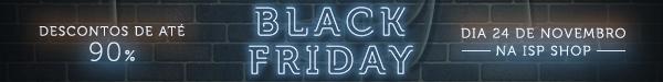 Black Friday - ISP Shop